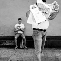 Reading small