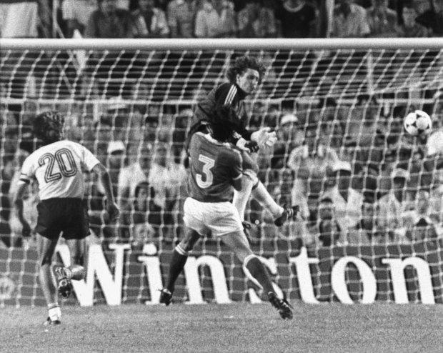 Fußball-Weltmeisterschaft - Spanien 1982