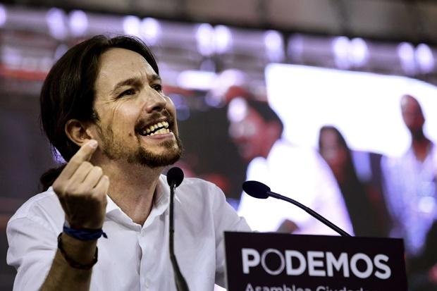 Foto Pablo Iglesias